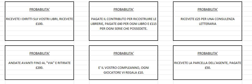 probabilità 2
